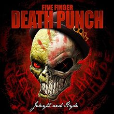 Five Finger Death Punch - Jekyll And Hyde (Single) (2015)