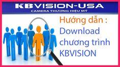Hướng dẫn download phần mềm dành cho camera trong icamshop.com
