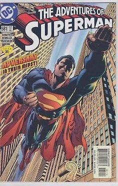 Adventures of Superman #581 DC Comics 2000