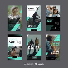 Discover thousands of copyright-free vectors. Graphic resources for personal and commercial use. Thousands of new files uploaded daily. Graphic Design Brochure, Graphic Design Illustration, Instagram Design, Free Instagram, Social Media Banner, Social Media Design, Web Design, Vector Design, Banner Design Inspiration