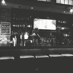bostonのbarにて #boston