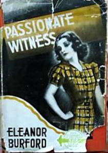 Eleanor Burford (Victoria Holt). Haven't read it, I thought her only other name was Jean Plaidy. Exciting!