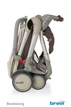 Boomerang #stroller: a #reddot winning award product