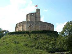 Château de Gisors - France