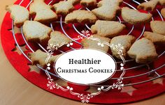 As this recipe shows, you don't actually need white flour, white sugar. Healthy Christmas Cookies, Xmas Cookies, Healthy Cookies, Spice Cookies, Cookie Monster, Free Ebooks, Glutenfree, Sugar Free, Dairy Free