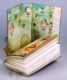 Tati Scrap Notebook  5