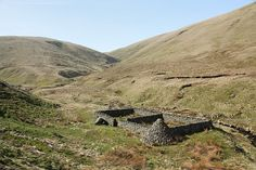 Red Gill Washfold, Howgill Fells near Sedbergh, Yorkshire Dales National Park, Cumbria, UK by Ministry, via Flickr