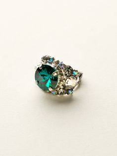 Spin Off Ring in Viridescence by Sorrelli - $70.00 (http://www.sorrelli.com/products/RCQ2ASVR)