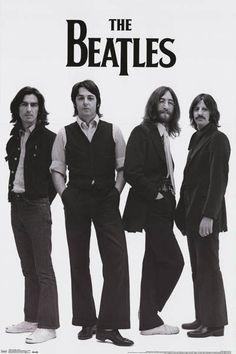 The Beatles Revolution Portrait Poster 22x34 – BananaRoad