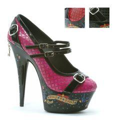 I want these sooooo BAD Check out this item on The Violet Vixen Vivien Vixen Stilettos #thevioletvixen