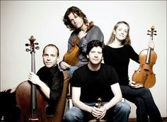 Vitamin String Quartet - we played their music during a formal dinner at our wedding.  Fabulous!!!