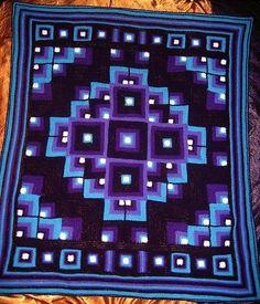 Blanket or rug idea
