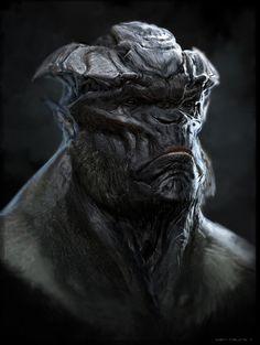 Alien by ogilvie on DeviantArt Alien Character, Character Concept, Character Art, Character Design, Character Reference, Alien Concept Art, Concept Art World, Aliens, Alien Creatures