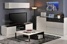 LAZY GLOSSY LIVING ROOM SUITE HTDLFBS371