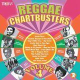 Reggae Chartbusters, Vol. 4 [CD] [PA], 2712801