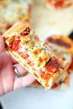 Easy Cheesy Italian Bread is a simple 15 minutes recipe that the whole family will devour!