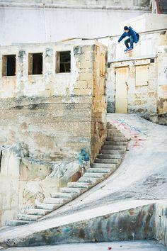 """al-pha: """" skate/street blog """""""