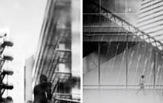 Architecture photography by Rory Gardiner commissioned by Toko for architecture recruitment agency Maven