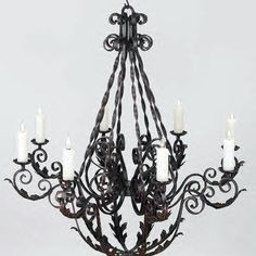 ILLUMINARIES specializes in wrought iron chandeliers, rustic light fixtures that add a touch of tradition to any open indoor and outdoor space. Wrought Iron Light Fixtures, Wrought Iron Chandeliers, Rustic Light Fixtures, Rustic Chandelier, Rustic Lighting, Outdoor Lighting, Iron Furniture, Interior Design Living Room, Decorative Lights