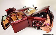 2008 Chrysler 300 - Lowrider Magazine Photo 02