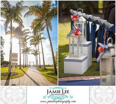 Hiton Naples Beach Wedding Ceremony 8th Avenue South Jamie Lee Photography