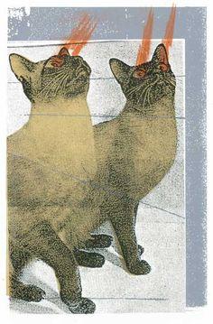 Print Mafia -Lazer Cats
