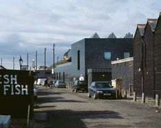 HAT Projects: Jerwood Gallery, Hastings.