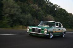 Mercedes low rider
