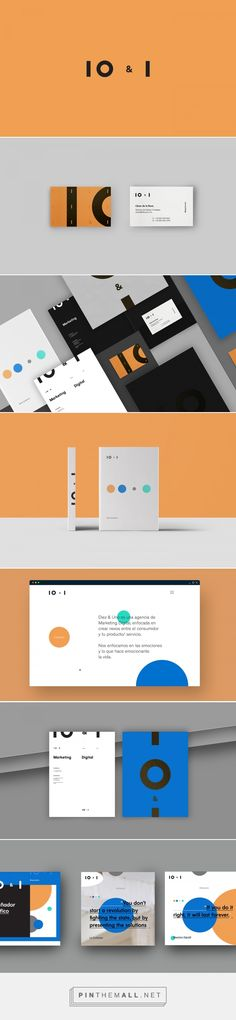 10 & Uno on Behance... - a grouped images picture - Pin Them All