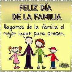 ¡FELIZ DÍA DE LA FAMILIA! #DiaDeLaFamilia #SublimadasTshirtsyMas #PersonalizaloComoQuieras