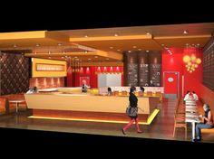 E.S Modern Japanese Fast Food Restaurant