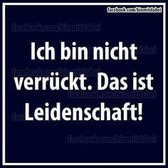 Für alle, die Deutsch so leidenschaftlich gern lernen! :)