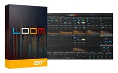 Loom v2.0.0 VSTi WiN TEAM R2R | 2017.10.31 | 37.83 MB Loom II is a major upgrade to the original, pushing the boundaries of additive synthesis. Loom II is