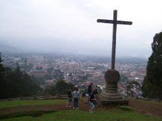 Cerro de la Cruz - Antigua - Guatemala