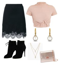 """""""chics"""" by mchlap on Polyvore featuring Ermanno Scervino, Tom Ford, David Yurman, LOFT and Ted Baker"""