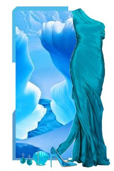 """""""blue 2"""" by divacrafts ❤ liked on Polyvore featuring Skinnydip and Original"""