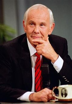 Image result for johnny carson 2005