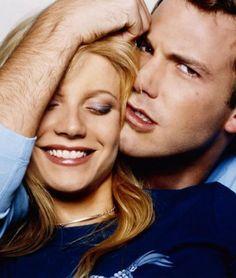 Gwyneth & Ben Afflick dated 1997 - 2000