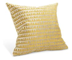 Keys Saffron Pillow - Pillows - Accessories - Room & Board