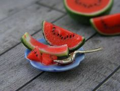 miniature Watermelon by Shay Aaron, via Flickr