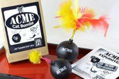 ACME Cat Bombs — Stark Raving Cat