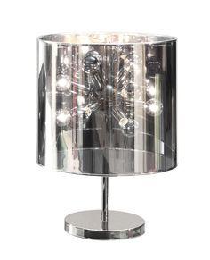 Zuo Modern Supernova Table Lamp  in Chrome