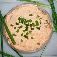 Cheesy Green Onion Bagel Dip Allrecipes.com