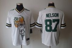 49d1f03211a Buy New Nike Packers 87 Nelson White Helmet Tri-Blend Limited Jerseys from  Reliable New Nike Packers 87 Nelson White Helmet Tri-Blend Limited Jerseys  ...
