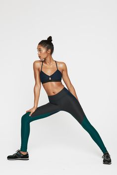 Tri Tone Warmup Legging By Outdoor Voices Spring Free