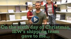 On the sixth day of Christmas, IEW gave to me...
