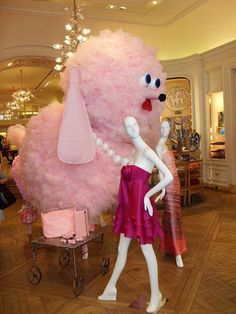sorry Kathy but Fluffy can not come with us shopping today, pinned by Ton van der Veer