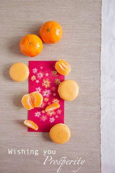 20110128 Clementine Macarons 3