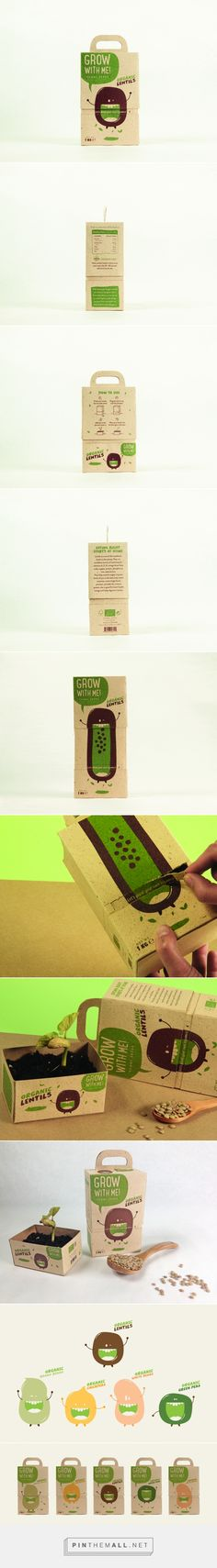 Grow With Me! packaging design by students encourages kids to eat healthily - http://www.packagingoftheworld.com/2016/07/grow-with-me-student-project.html