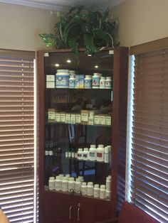 Here at Hood Chiropractics we pride ourselves on our ability to educate and inform our patients do they can play an active role in their recovery process . . . Shown above is one of our Vitamin cabinets containg a plethura of amazing Vitamins, Minerals and Wellness products. Book your appointment through our bio and come experience for yourself this week! Call ahead at (727)544-9000 #StPetersburg  #wellness  #chiropractics  #holistic  #healing  #feelgood  #Florida  #painrelief  #health…
